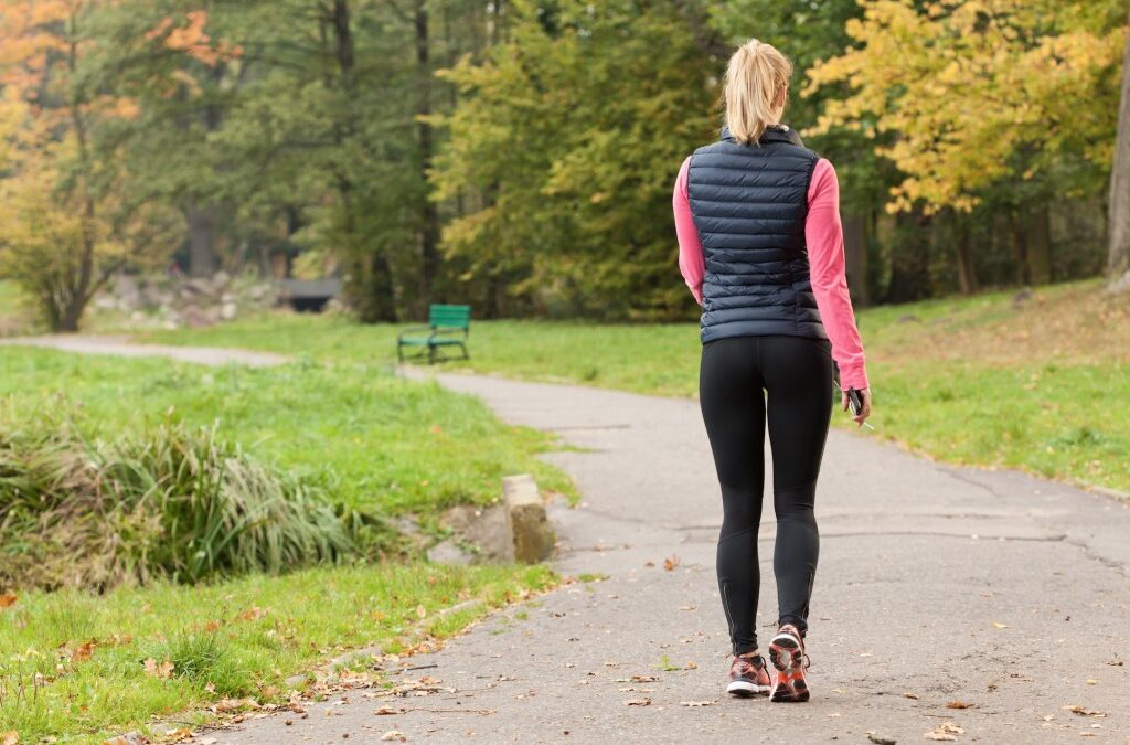 Why 10,000 steps is just not enough, especially in times of COVID.