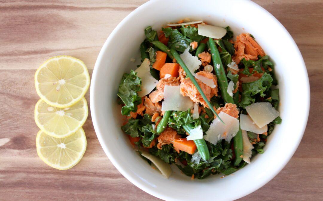 Why salmon is a better choice than tuna