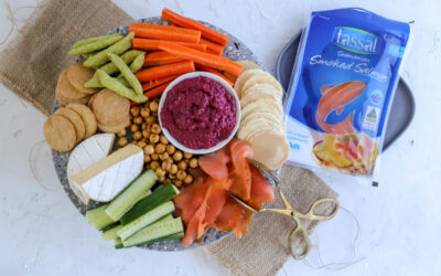 How to build a healthy entertaining platter